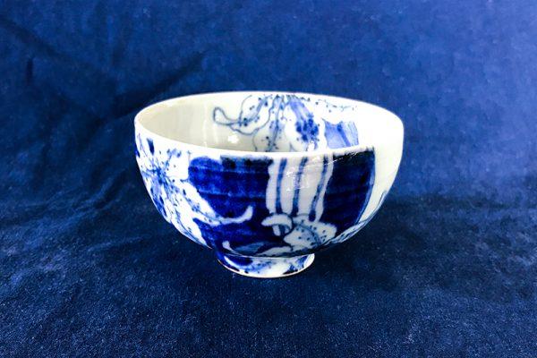 カサブランカミニ茶碗横