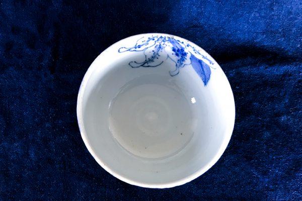 カサブランカミニ茶碗上