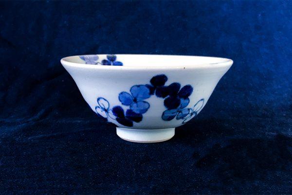 クローバーミニ茶碗横
