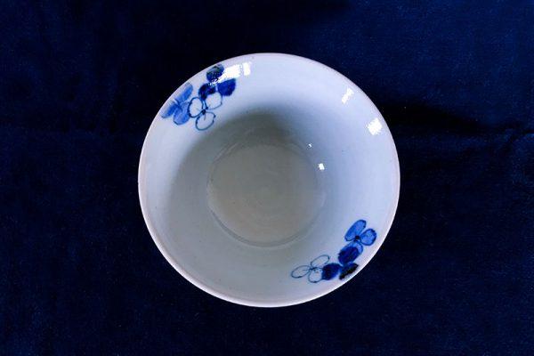 クローバーミニ茶碗上