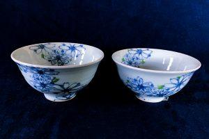 コスモス組茶碗横
