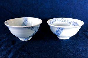 月桂樹組茶碗横