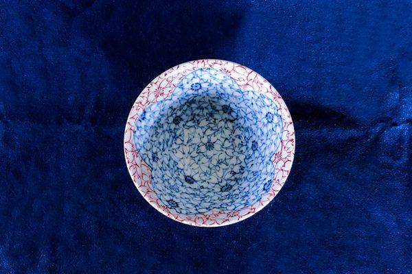桜ミニ茶碗上